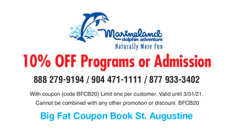 Fountain of Youth Coupon