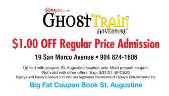 Ripley's Believe it or Not Museum Coupon
