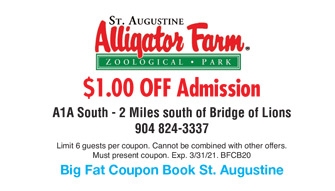 Sea Serpent Air Boat Tours Coupon