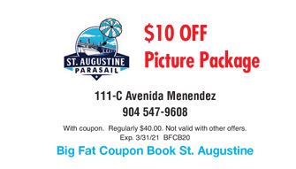 St Augustine Lighthouse Coupon