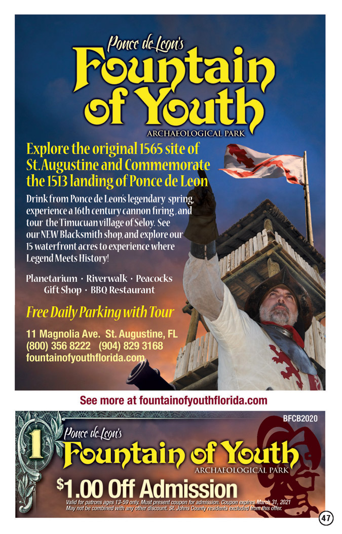 St. Augustine Oldest Store, Oldest Jail Museum 2017 Coupons