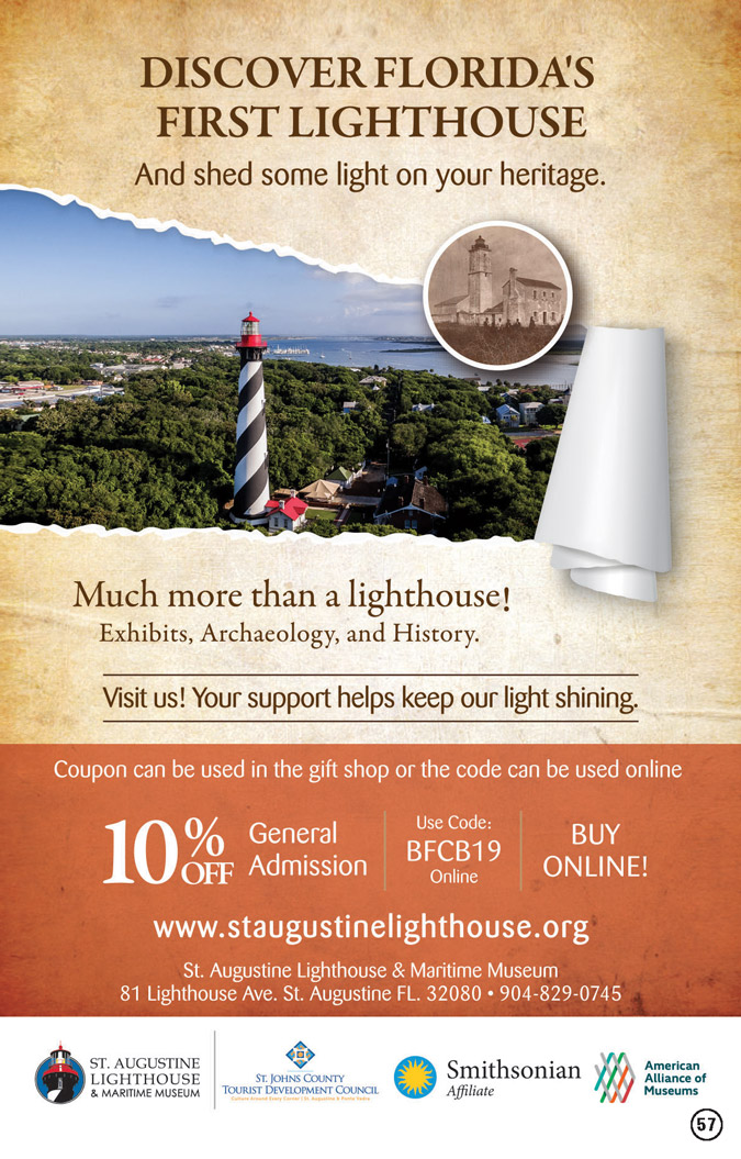 Discount coupons for attraction st augustine fl
